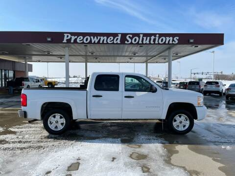 2011 Chevrolet Silverado 1500 for sale at Preowned Solutions in Urbandale IA