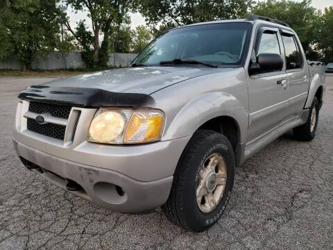 2003 Ford Explorer Sport Trac for sale at Flex Auto Sales in Cleveland OH