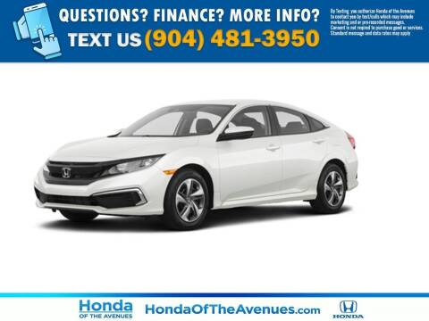 2019 Honda Civic for sale at Honda of The Avenues in Jacksonville FL