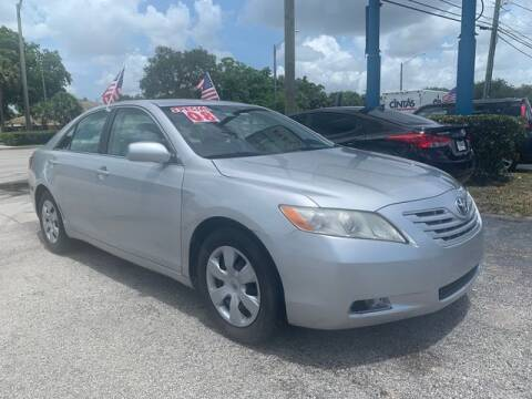 2008 Toyota Camry for sale at AUTO PROVIDER in Fort Lauderdale FL