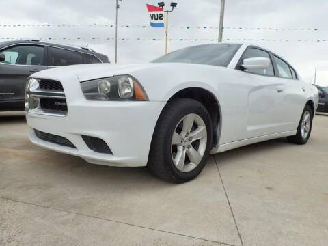 2011 Dodge Charger for sale at RPM AUTO SALES in Lansing MI