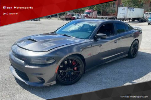 2015 Dodge Charger for sale at Klean Motorsports in Skokie IL