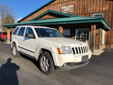 2008 Jeep Grand Cherokee for sale at Coeur Auto Sales in Hayden ID