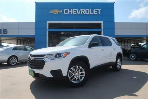 2020 Chevrolet Traverse for sale at Lipscomb Auto Center in Bowie TX