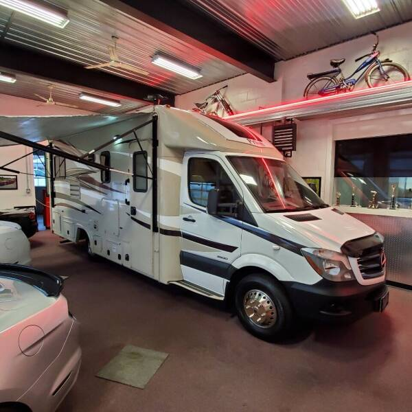 2016 Coachmen By Forest River Prism 24G for sale at R & R AUTO SALES in Poughkeepsie NY