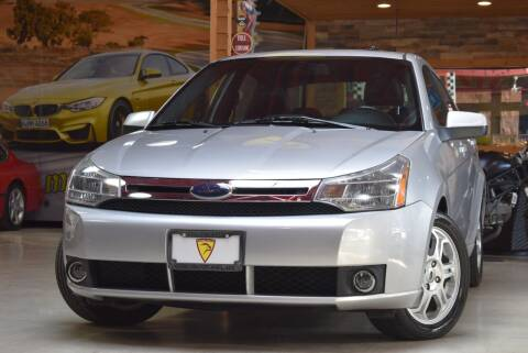 2009 Ford Focus for sale at Chicago Cars US in Summit IL
