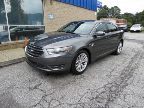 2017 Ford Taurus for sale at Southern Auto Solutions - 1st Choice Autos in Marietta GA