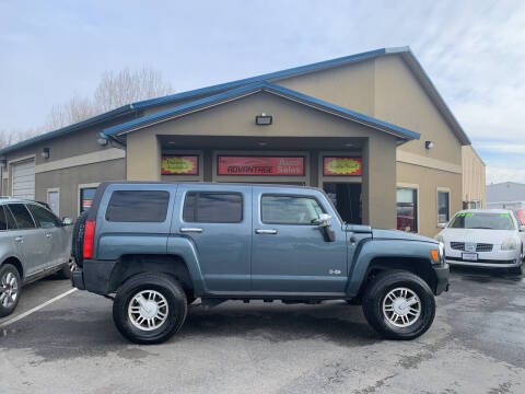 2007 HUMMER H3 for sale at Advantage Auto Sales in Garden City ID