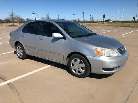 2007 Toyota Corolla for sale at Z AUTO MART in Lewisville TX