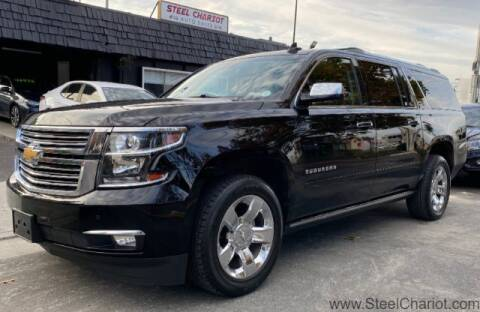 2016 Chevrolet Suburban for sale at Steel Chariot in San Jose CA