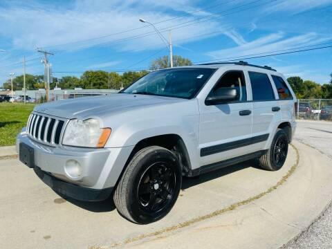 2005 Jeep Grand Cherokee for sale at Xtreme Auto Mart LLC in Kansas City MO