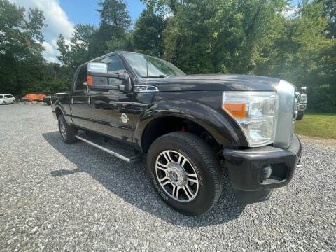 2014 Ford F-250 Super Duty for sale at Priority One Auto Sales - Priority One Diesel Source in Stokesdale NC