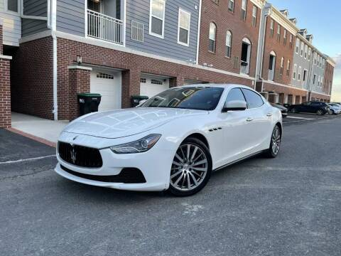2015 Maserati Ghibli for sale at GLOBAL MOTOR GROUP in Newark NJ
