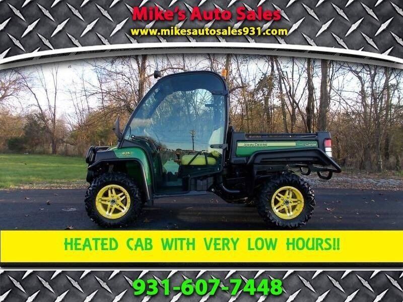 2014 John Deere GATOR 825i EPS 4X4 for sale at Mike's Auto Sales in Shelbyville TN