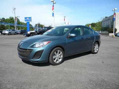 2010 Mazda MAZDA3 for sale at Paniagua Auto Mall in Dalton GA