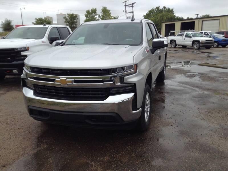 2020 Chevrolet Silverado 1500 for sale at Melton Chevrolet in Belleville KS
