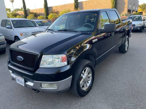 2004 Ford F-150 for sale at C. H. Auto Sales in Citrus Heights CA