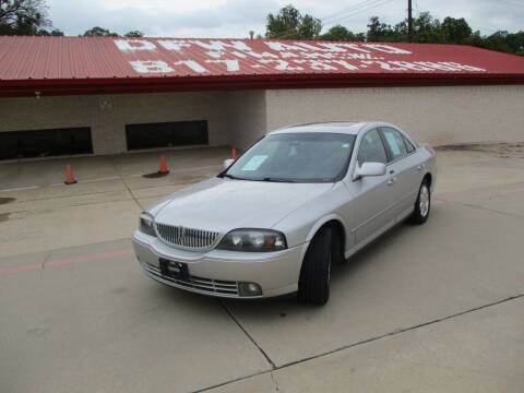 2005 Lincoln LS for sale at DFW Auto Leader in Lake Worth TX