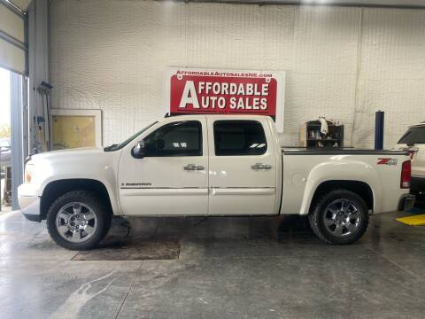 2009 GMC Sierra 1500 for sale at Affordable Auto Sales in Humphrey NE