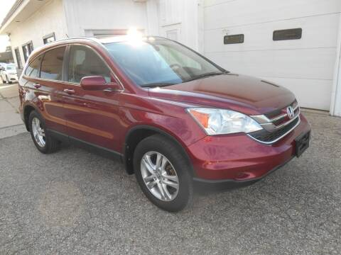 2010 Honda CR-V for sale at Unity Motors LLC in Jenison MI