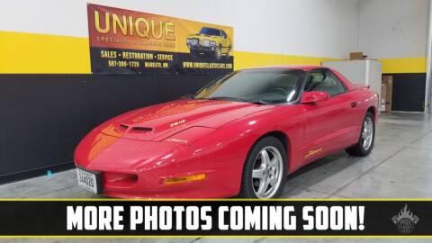 1994 Pontiac Firebird for sale at UNIQUE SPECIALTY & CLASSICS in Mankato MN
