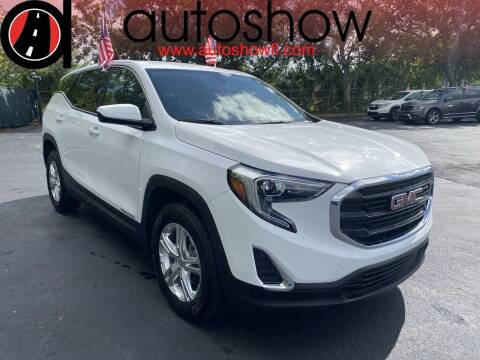 2019 GMC Terrain for sale at AUTOSHOW SALES & SERVICE in Plantation FL