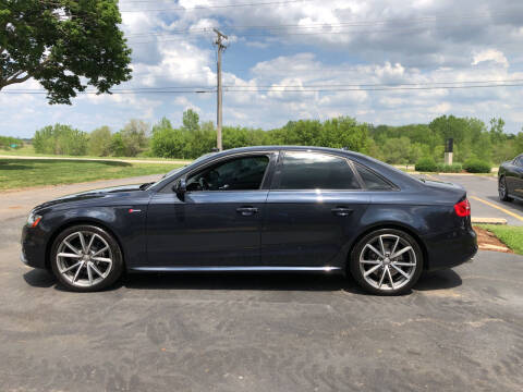 2015 Audi S4 for sale at Fox Valley Motorworks in Lake In The Hills IL