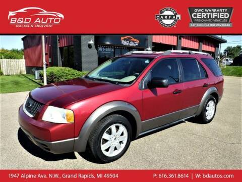 2005 Ford Freestyle for sale at B&D Auto Sales Inc in Grand Rapids MI