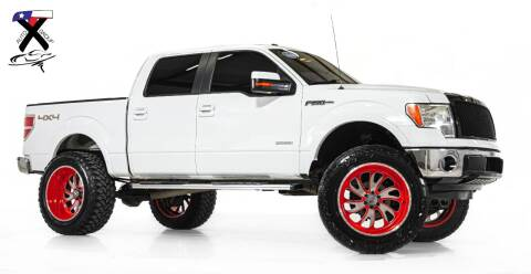 2011 Ford F-150 for sale at TX Auto Group in Houston TX