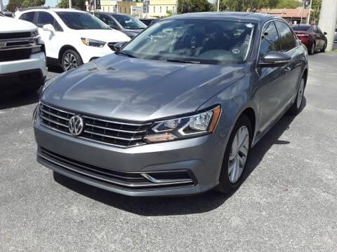 2018 Volkswagen Passat for sale at YOUR BEST DRIVE in Oakland Park FL