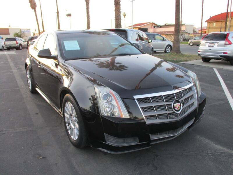 2011 Cadillac CTS for sale at F & A Car Sales Inc in Ontario CA