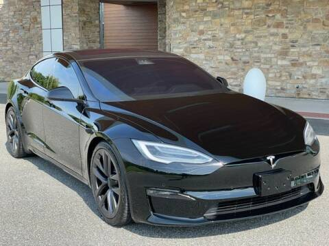 2021 Tesla Model S for sale at CarNYC.com in Staten Island NY
