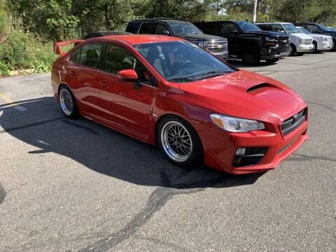 2015 Subaru WRX for sale at Ganley Chevy of Aurora in Aurora OH