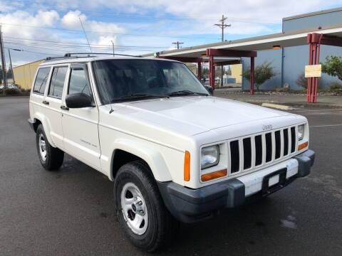 2000 Jeep Cherokee for sale at South Tacoma Motors Inc in Tacoma WA