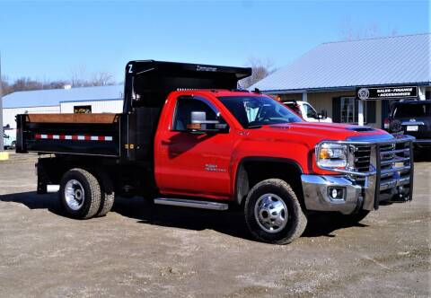 2017 GMC Sierra 3500HD CC for sale at KA Commercial Trucks, LLC in Dassel MN