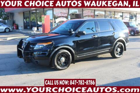 2014 Ford Explorer for sale at Your Choice Autos - Waukegan in Waukegan IL