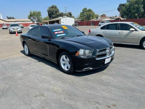 2013 Dodge Charger for sale at Mega Motors Inc. in Stockton CA