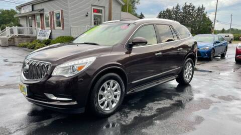 2015 Buick Enclave for sale at RBT Automotive LLC in Perry OH