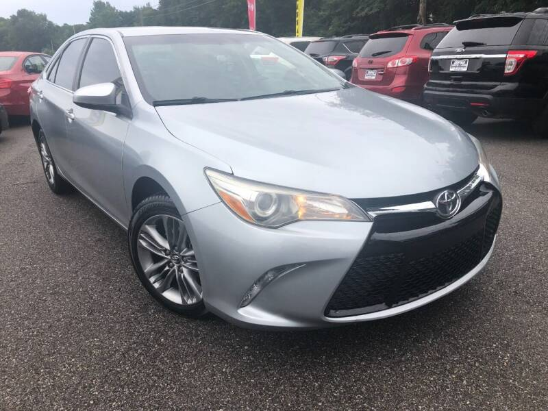 2015 Toyota Camry for sale at RPM AUTO LAND in Anniston AL