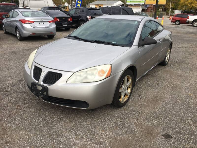 2006 Pontiac G6 for sale at Payless Auto Sales LLC in Cleveland OH
