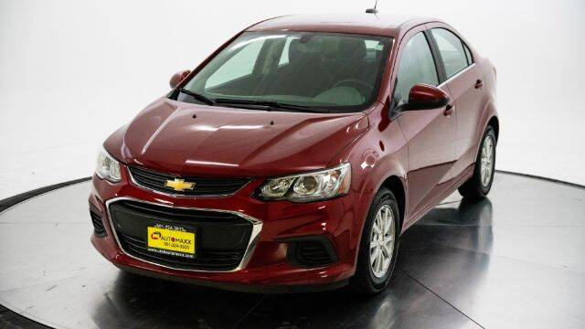 2020 Chevrolet Sonic for sale at AUTOMAXX MAIN in Orem UT