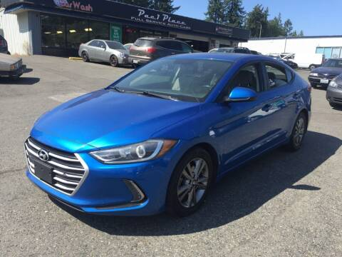 2017 Hyundai Elantra for sale at Federal Way Auto Sales in Federal Way WA