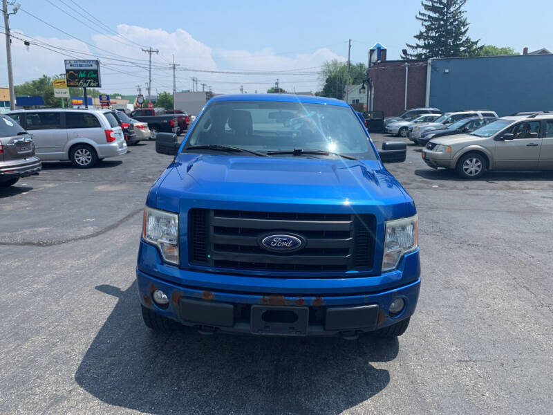 2010 Ford F-150 for sale at L.A. Automotive Sales in Lackawanna NY