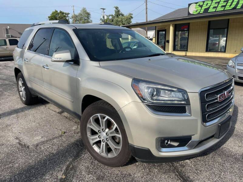 2014 GMC Acadia for sale at speedy auto sales in Indianapolis IN