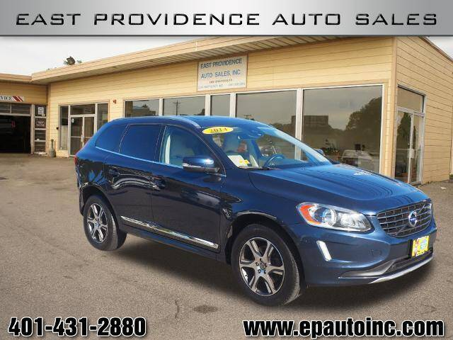 2014 Volvo XC60 for sale at East Providence Auto Sales in East Providence RI