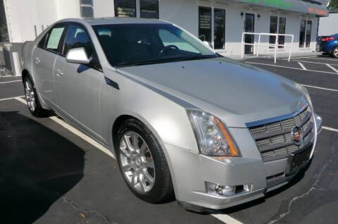 2009 Cadillac CTS for sale at Glory Motors in Rock Hill SC
