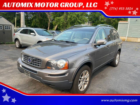 2010 Volvo XC90 for sale at AUTOMIX MOTOR GROUP, LLC in Swansea MA