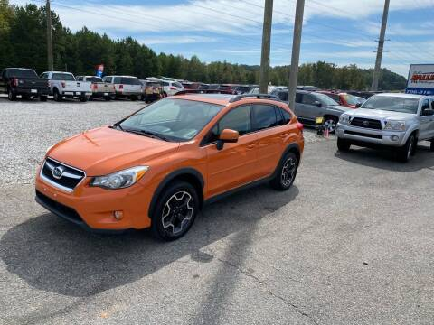 2014 Subaru XV Crosstrek for sale at Billy Ballew Motorsports in Dawsonville GA