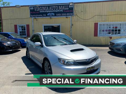 2009 Subaru Impreza for sale at Virginia Auto Mall in Woodford VA