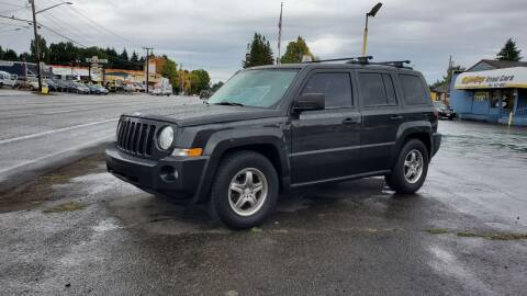 2010 Jeep Patriot for sale at Good Guys Used Cars Llc in East Olympia WA
